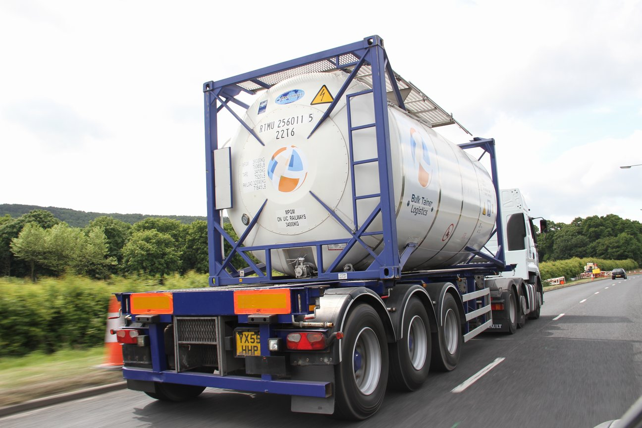 Bulk Tainer Logistics - Experts in Bulk Liquid Logistics